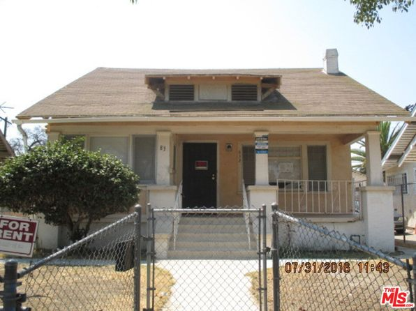 2 bed 1 bath Single Family at 832 W 48th St Los Angeles, CA, 90037 is for sale at 352k - 1 of 18