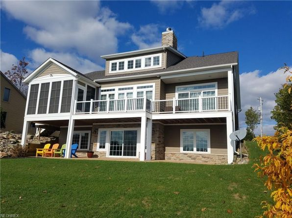 4 bed 4 bath Single Family at 1956 CALABRIA LN ROAMING SHORES, OH, 44084 is for sale at 724k - 1 of 28
