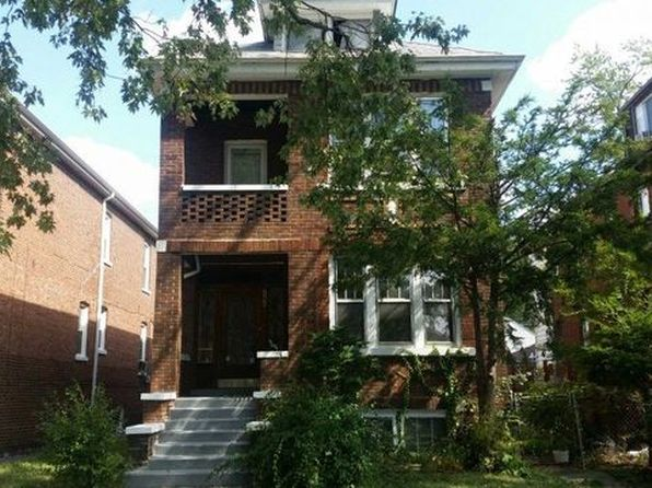 4 bed 2 bath Multi Family at 7255 S Maplewood Ave Chicago, IL, 60629 is for sale at 100k - google static map