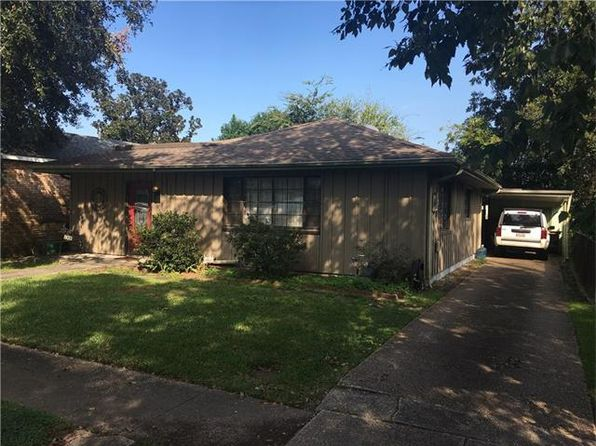 3 bed 2 bath Single Family at 803 Giuffrias Ave Metairie, LA, 70001 is for sale at 180k - 1 of 12