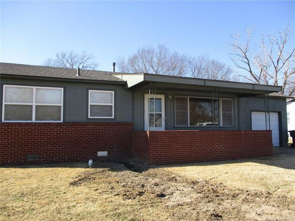 3 bed 1 bath Single Family at 502 N Clearcrest Ave Okmulgee, OK, 74447 is for sale at 58k - 1 of 13