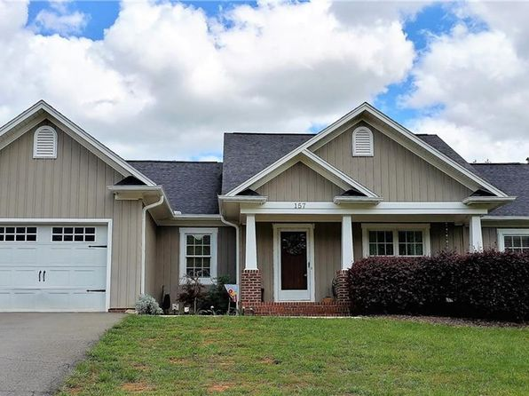 3 bed 2 bath Single Family at 157 Brush Arbor Ln Mount Airy, NC, 27030 is for sale at 185k - 1 of 24