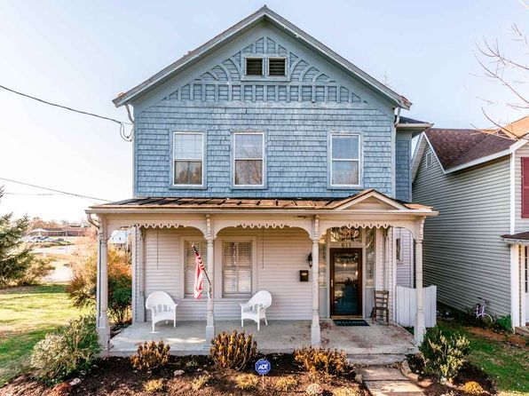 4 bed 2 bath Single Family at 611 5th St Shenandoah, VA, 22849 is for sale at 140k - 1 of 29