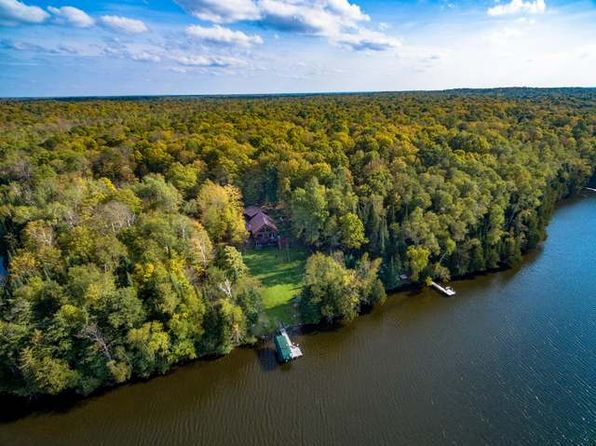 2 bed 2 bath Single Family at 11098 E Halsey Lake Rd Long Lake, WI, 54542 is for sale at 330k - 1 of 20