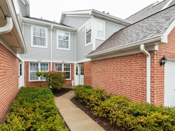 3 bed 3 bath Condo at 273 Regal Ct Roselle, IL, 60172 is for sale at 205k - 1 of 20