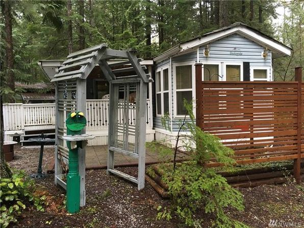 1 bed 1 bath Mobile / Manufactured at 152 Goldrush Rd Maple Falls, WA, 98266 is for sale at 54k - 1 of 23