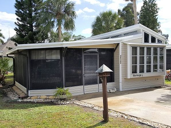 1 bed 1 bath Mobile / Manufactured at 10940 LEAST TERN CIR ESTERO, FL, 33928 is for sale at 80k - 1 of 7
