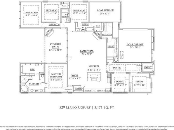 3 bed 3 bath Single Family at 529 Llano Ct Keller, TX, 76248 is for sale at 541k - google static map