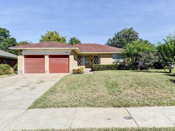 3 bed 2 bath Single Family at 2239 Larry Dr Dallas, TX, 75228 is for sale at 255k - 1 of 29