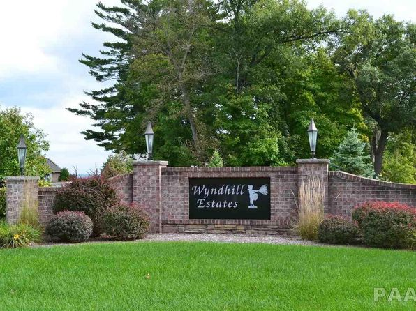 null bed null bath Vacant Land at & 6 W Timber Ridge Dr Peoria, IL, 61615 is for sale at 140k - google static map