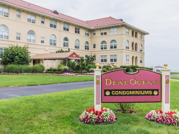 1 bed 1 bath Condo at 1 Roseld Ave Deal, NJ, 07723 is for sale at 499k - 1 of 27
