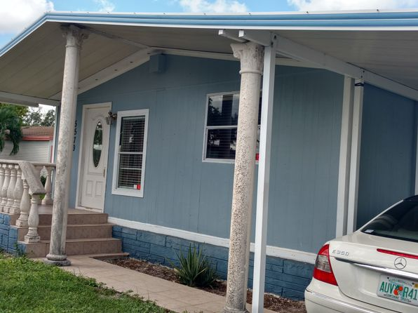 3 bed 2 bath Mobile / Manufactured at 5579 NW 200th Ter Miami Gardens, FL, 33055 is for sale at 75k - 1 of 13