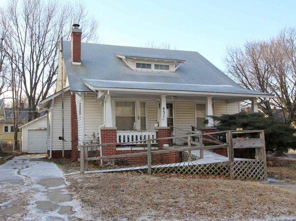 3 bed 1 bath Single Family at 431 N Taylor St El Dorado, KS, 67042 is for sale at 0 - 1 of 3