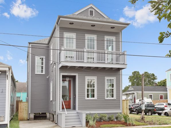 3 bed 3 bath Single Family at 4502 N Rampart St New Orleans, LA, 70117 is for sale at 379k - 1 of 10