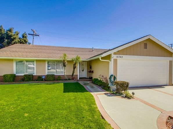 4 bed 2 bath Single Family at 16742 SUMMERCLOUD LN HUNTINGTON BEACH, CA, 92647 is for sale at 728k - 1 of 33