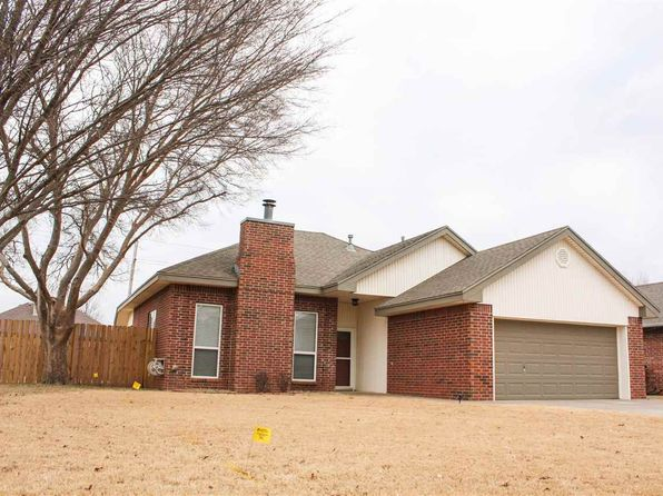 3 bed 2 bath Single Family at 1017 Saybrook Dr Enid, OK, 73703 is for sale at 131k - 1 of 23