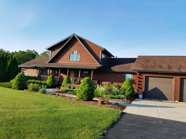 4 bed 4 bath Single Family at N95W26327 County Road Q Colgate, WI, 53017 is for sale at 750k - 1 of 2