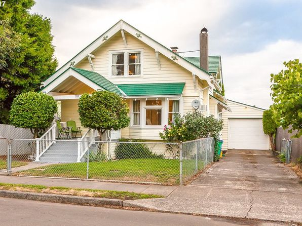 4 bed 1.1 bath Single Family at 7519 SE Steele St Portland, OR, 97206 is for sale at 439k - 1 of 25
