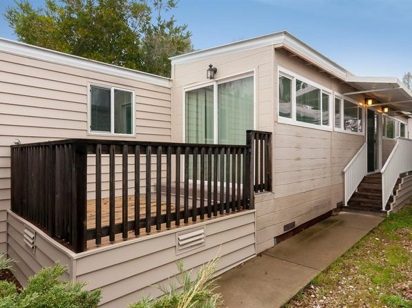 1 bed 1 bath Mobile / Manufactured at 513 Vera Cruz Ave Novato, CA, 94949 is for sale at 107k - 1 of 12