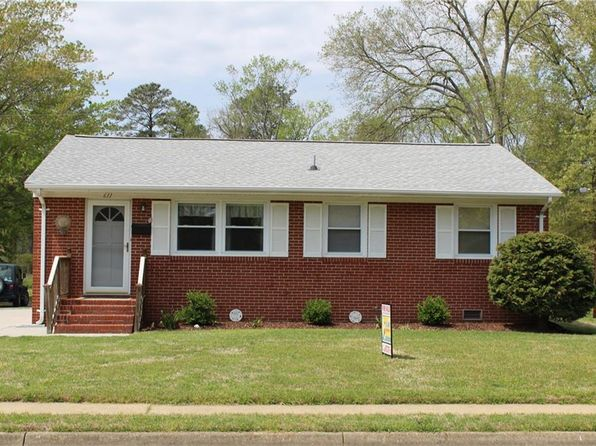 3 bed 1 bath Single Family at 611 Page Dr Hampton, VA, 23669 is for sale at 160k - 1 of 34