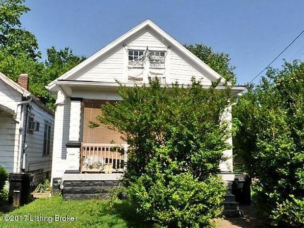 2 bed 1 bath Single Family at 218 N 25th St Louisville, KY, 40212 is for sale at 16k - google static map
