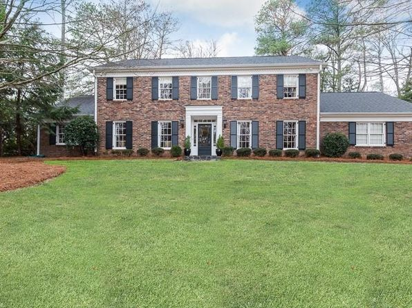 5 bed 5 bath Single Family at 4250 Harrogate Dr NW Atlanta, GA, 30327 is for sale at 999k - 1 of 46