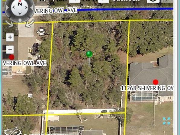 null bed null bath Vacant Land at 00 Shivering Owl Ave Brooksville, FL, 34614 is for sale at 13k - google static map