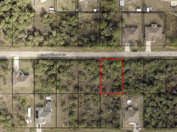 null bed null bath Vacant Land at 126 FAYETTEVILLE ST SW PALM BAY, FL, 32908 is for sale at 6k - 1 of 9
