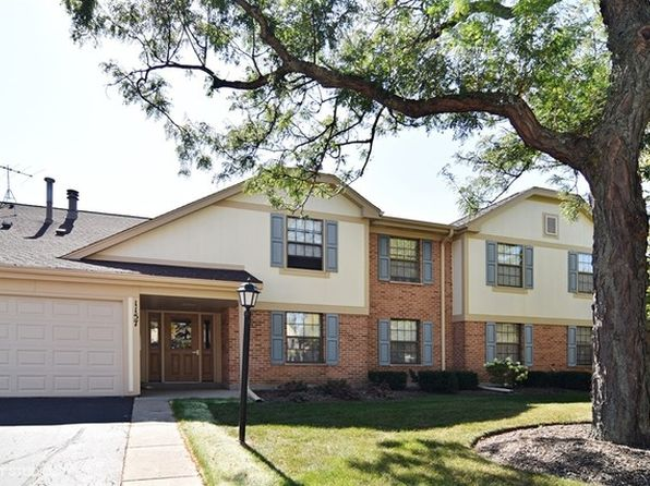3 bed 2 bath Condo at 1157 Buckingham Ct Wheeling, IL, 60090 is for sale at 185k - 1 of 20