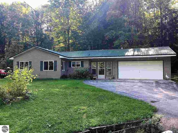 2 bed 1 bath Single Family at 12441 Springdale Rd Thompsonville, MI, 49683 is for sale at 150k - 1 of 23
