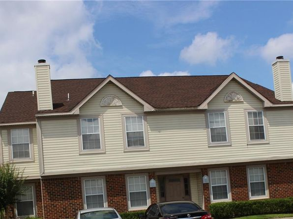 2 bed 3 bath Condo at 4399 Atwater Arch Virginia Beach, VA, 23456 is for sale at 75k - 1 of 5