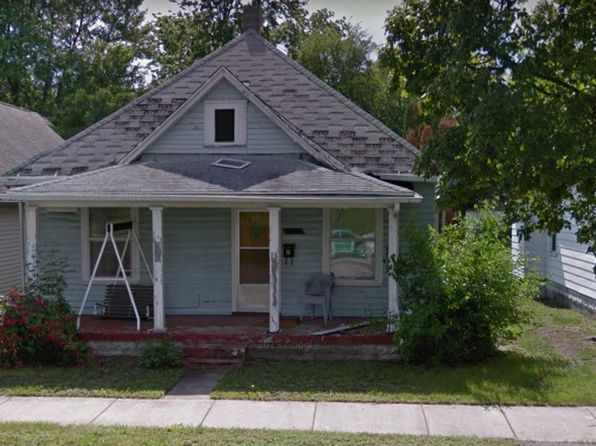 3 bed 1 bath Single Family at 1407 S 12th St Terre Haute, IN, 47802 is for sale at 13k - 1 of 7