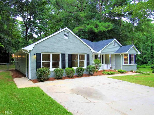 4 bed 2 bath Single Family at 130 Paces Ct Fayetteville, GA, 30215 is for sale at 160k - 1 of 31