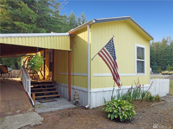 2 bed 1 bath Mobile / Manufactured at 155 Chapman Rd Morton, WA, 98356 is for sale at 40k - 1 of 18