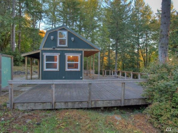 1 bed 1 bath Single Family at 22405 N Fir Kpn Lakebay, WA, 98349 is for sale at 75k - 1 of 17