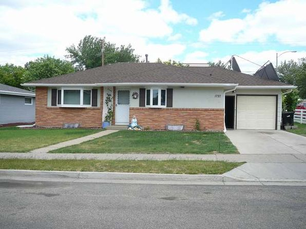 5 bed 2 bath Single Family at 1727 N 9th St Bismarck, ND, 58501 is for sale at 210k - 1 of 4