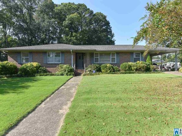 4 bed 2 bath Single Family at 509 Birch St Trussville, AL, 35173 is for sale at 190k - 1 of 30
