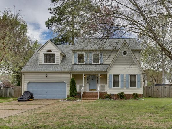 4 bed 3 bath Single Family at 105 Militia Ct Yorktown, VA, 23693 is for sale at 380k - 1 of 32