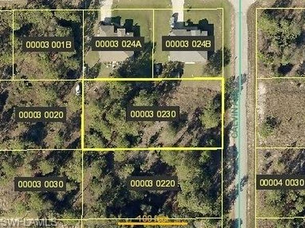 null bed null bath Vacant Land at 1221 CALVIN AVE LEHIGH ACRES, FL, 33972 is for sale at 6k - 1 of 2