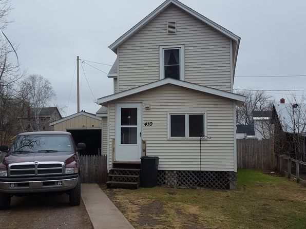 3 bed 2 bath Single Family at 410 S 2nd St Ishpeming, MI, 49849 is for sale at 70k - 1 of 33