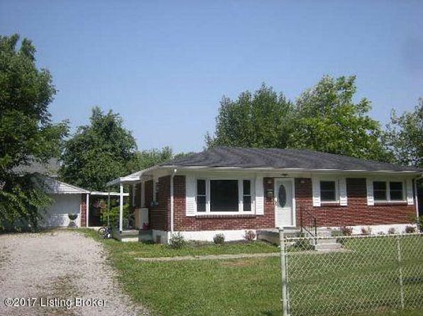 3 bed 1 bath Single Family at 6624 Kenmore Ave Louisville, KY, 40216 is for sale at 83k - google static map