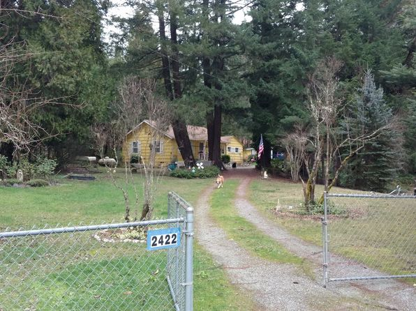 2 bed 1 bath Single Family at 2422 Starveout Creek Rd Azalea, OR, 97410 is for sale at 175k - 1 of 22