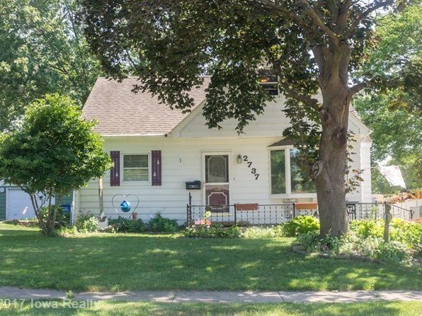3 bed 2 bath Single Family at 2737 Thompson Ave Des Moines, IA, 50317 is for sale at 131k - google static map