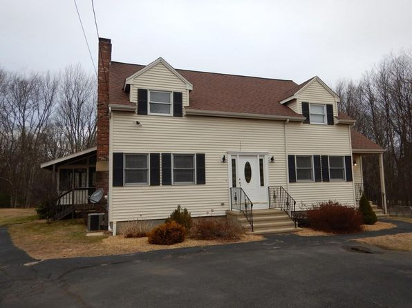 4 bed 2 bath Single Family at 257 W HARTFORD AVE UXBRIDGE, MA, 01569 is for sale at 330k - 1 of 28