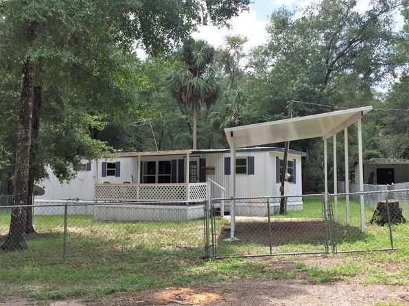 2 bed 1.5 bath Mobile / Manufactured at 113 Hill St Pomona Park, FL, 32181 is for sale at 24k - google static map