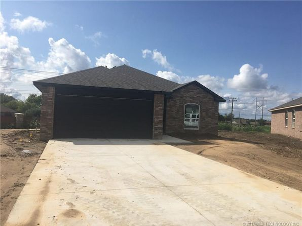 3 bed 2 bath Single Family at 14646 S Maple Ave Glenpool, OK, 74033 is for sale at 160k - 1 of 8