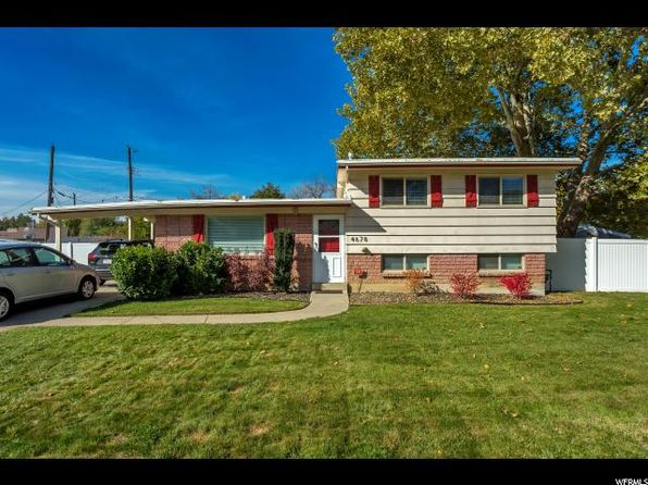 3 bed 2 bath Single Family at 4678 S Tina Way Murray, UT, 84107 is for sale at 290k - 1 of 20