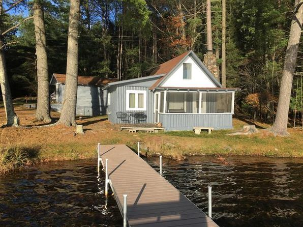 1 bed 1 bath Single Family at 4432 Deer Hill Dr Eagle River, WI, 54521 is for sale at 135k - 1 of 20