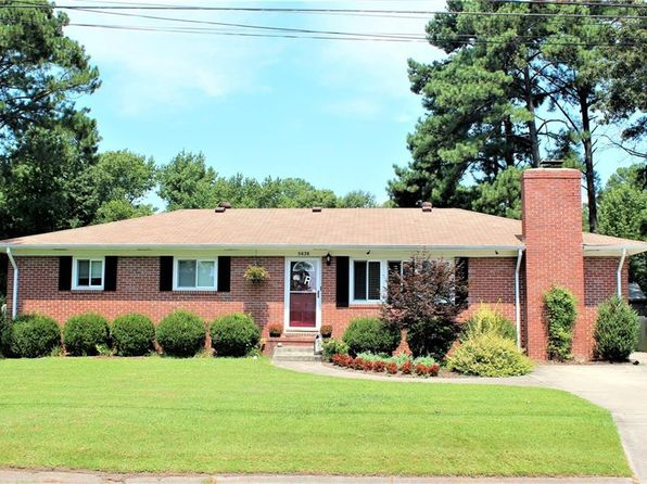 3 bed 2 bath Single Family at 5628 Bingham Dr Portsmouth, VA, 23703 is for sale at 190k - 1 of 30