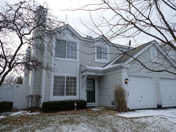 2 bed 2 bath Townhouse at 332 Bunker Hill Cir Aurora, IL, 60504 is for sale at 145k - 1 of 19
